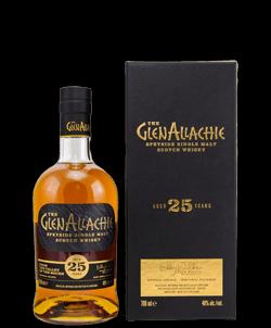 Gewinne einen Glen Allachie 25Y im Wert von 239 Euro