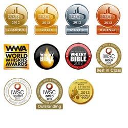 Bester Whisky / Bester Single Malt Whisky der Welt