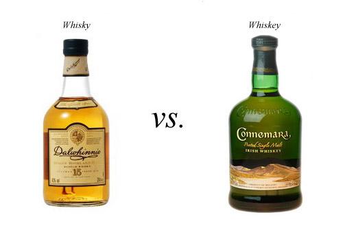 Whisky Oder Whiskey