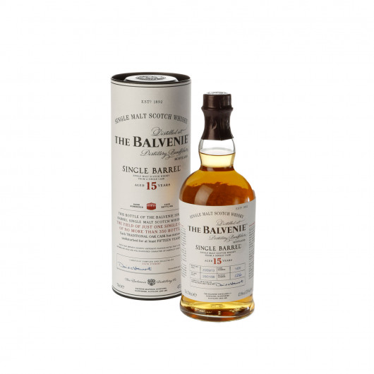The Balvenie 15 - Single Barrel
