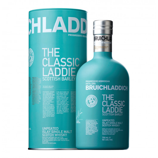 Bruichladdich The Classic Laddie - Scottish Barley