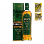 Bushmills 10, prämiert