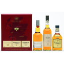 "Classic Malt Collection ""Gentle"", Dalwhinnie 15, Oban 14, Glenkinchie 12 -je 0,2l"