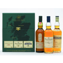 "Classic Malt Collection ""Strong"", Lagavulin 16, Cragganmore 12, Talisker 10 -je 0.2l"