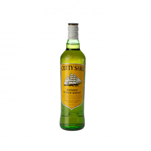 Cutty Sark - Blended Whisky