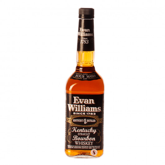Evan Williams 1783 No.10, Sour Mash