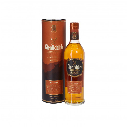 Glenfiddich 14 Years, Rich Oak