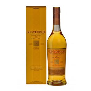 Glenmorangie 10 mit Verpackung