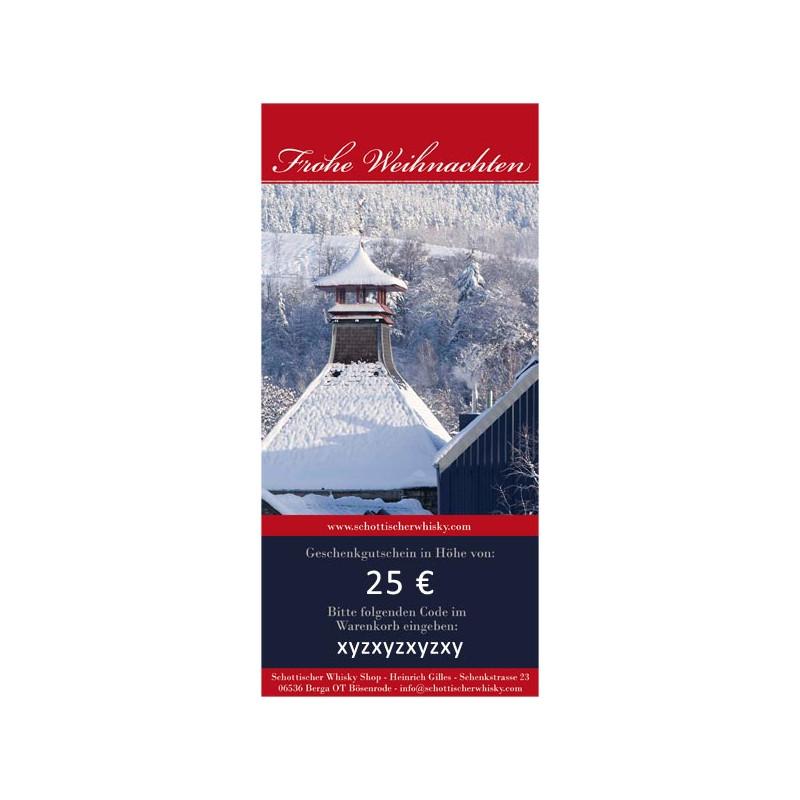 whisky gutschein ausdrucken f 25 250 euro weihnachten. Black Bedroom Furniture Sets. Home Design Ideas