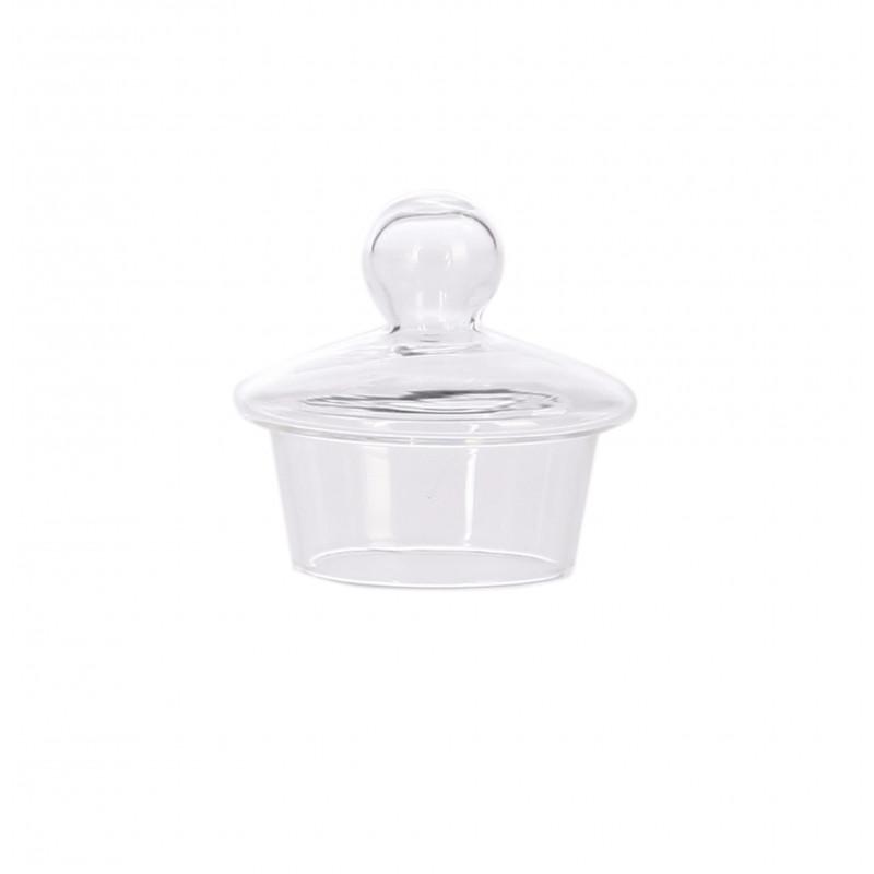 tasting glas mit deckel. Black Bedroom Furniture Sets. Home Design Ideas