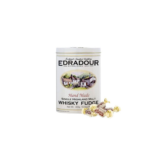Whisky Fudge mit Edradour Single Malt